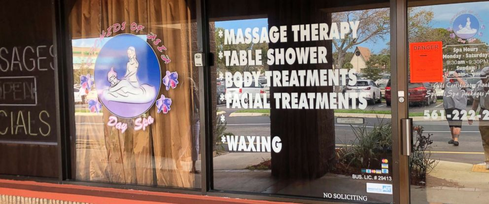 parlor angeles asian in massage los