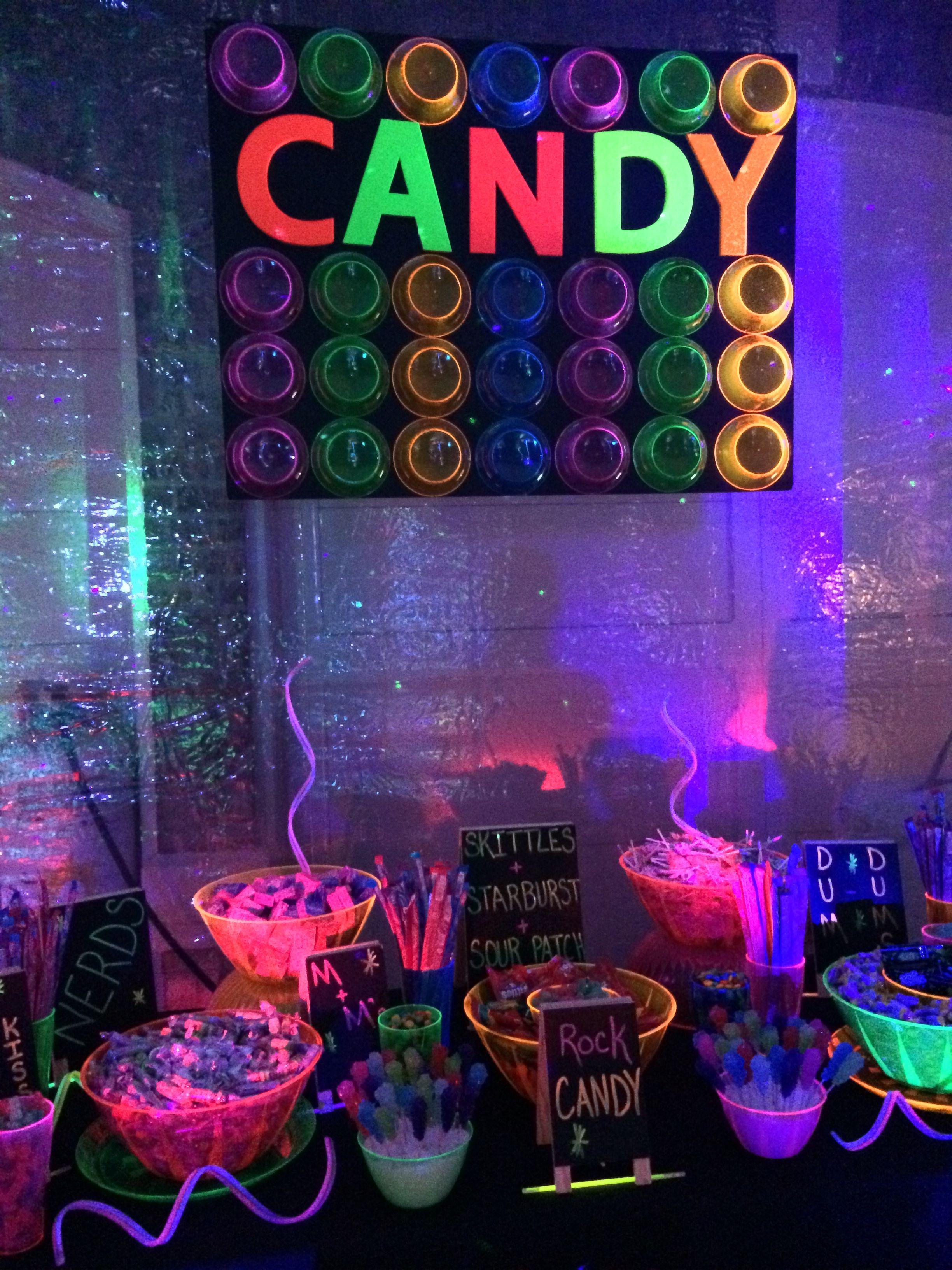 black teens candy