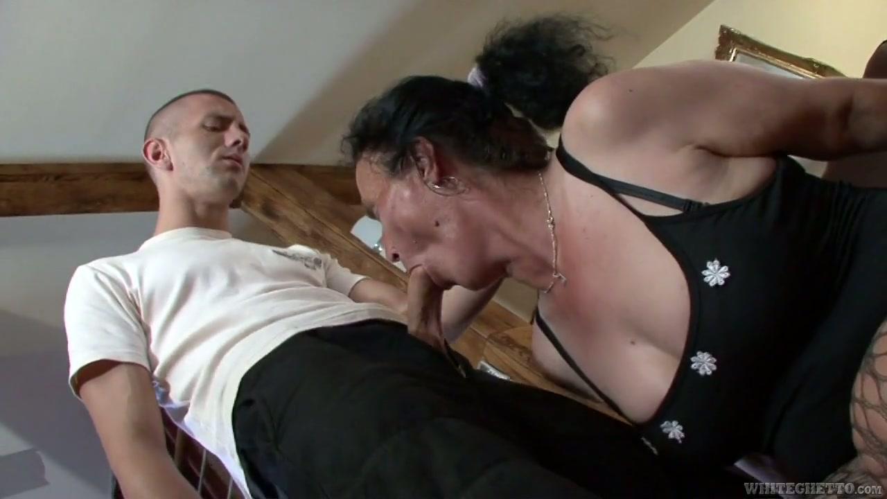 cock artist rides a hot milf