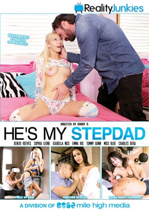 xxx my dad step