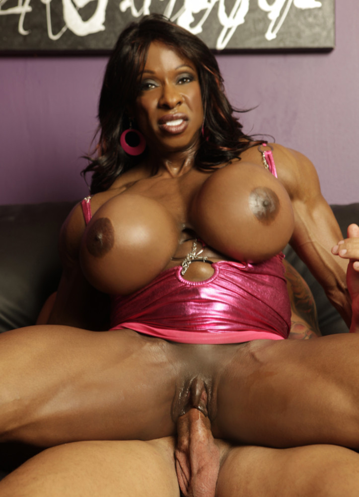 sex ebony bodybuilder