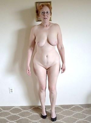 milf nude granny
