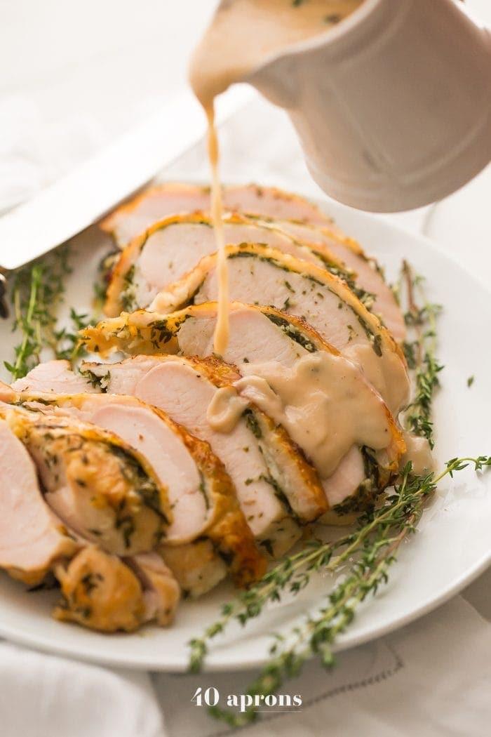 fillet breast recipe turkey