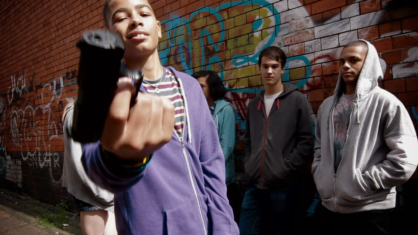 with affiliate why teens do gangs