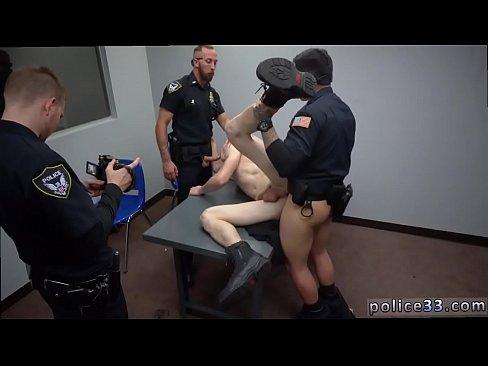 dective porn police
