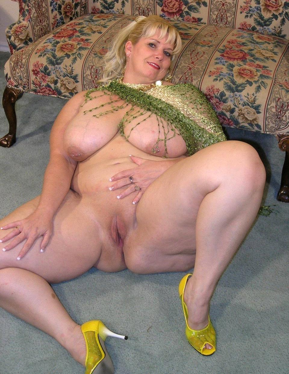 bbw nude tits big