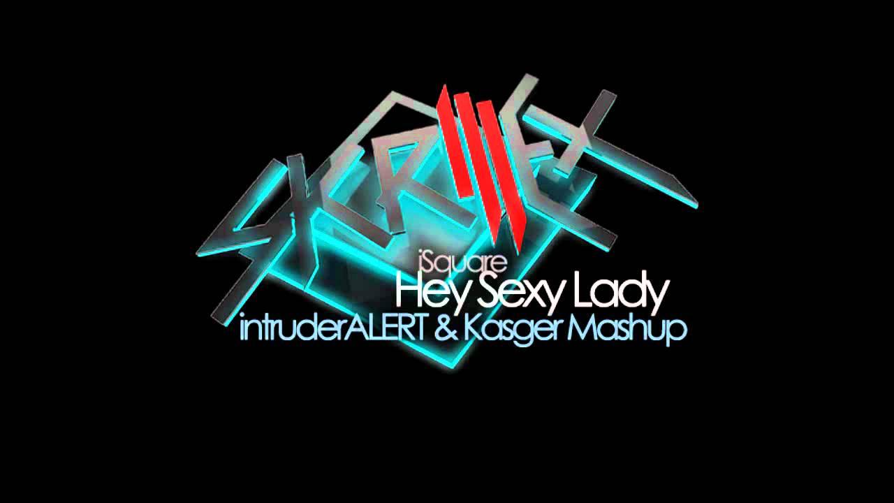 lady skrillex sexy remix