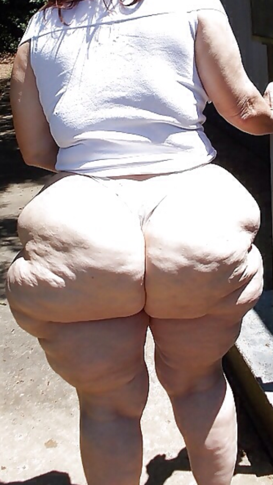 big celulite ass picture