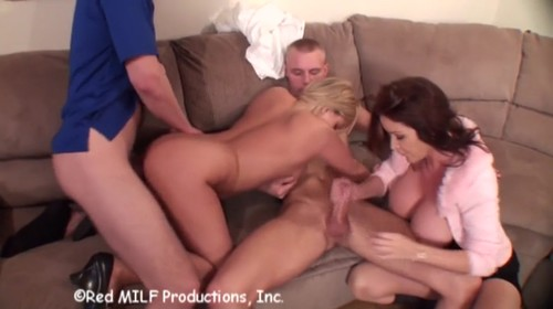 red milf productions hypnosis