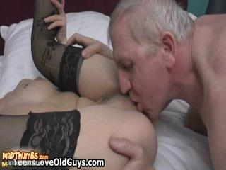 loves man pussy old