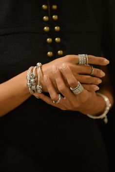 handjob sexy jewelry wearing