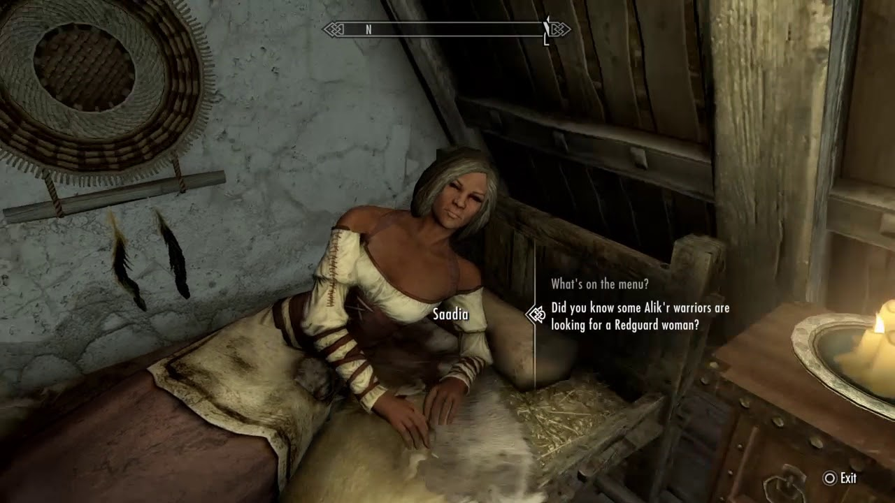 skyrim sex is