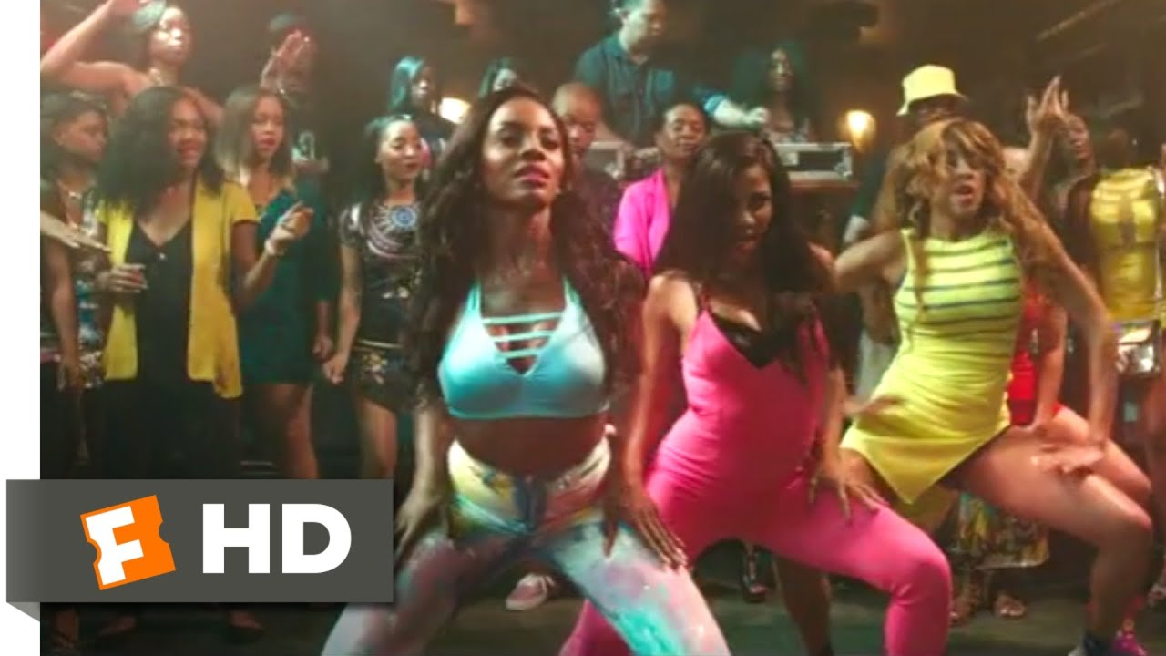 dancing ghetto girls