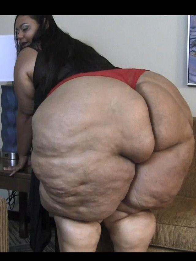 cellulite bbw ass