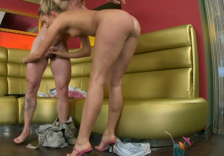 girls then blowjob stripping