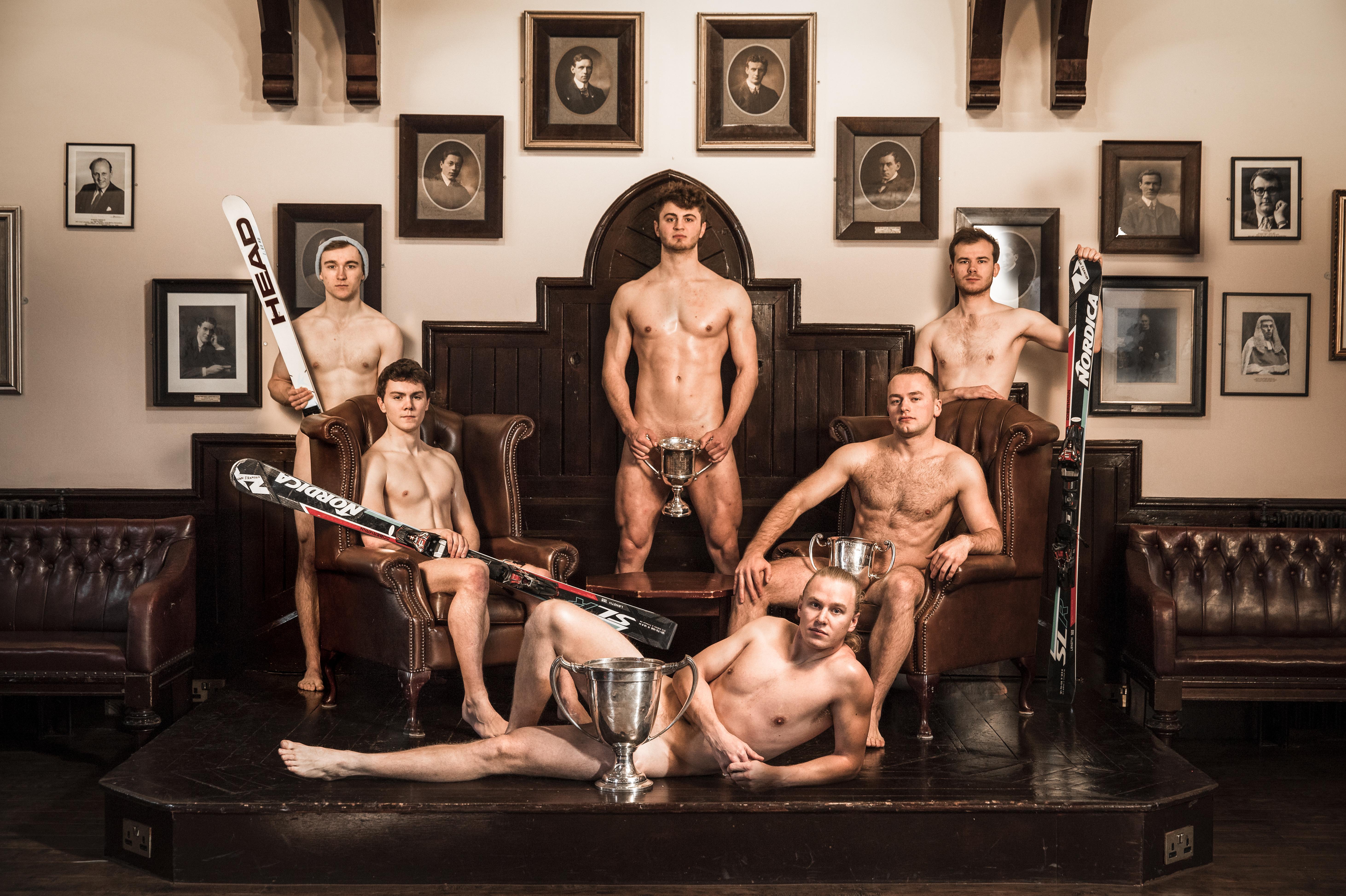 european college nudes