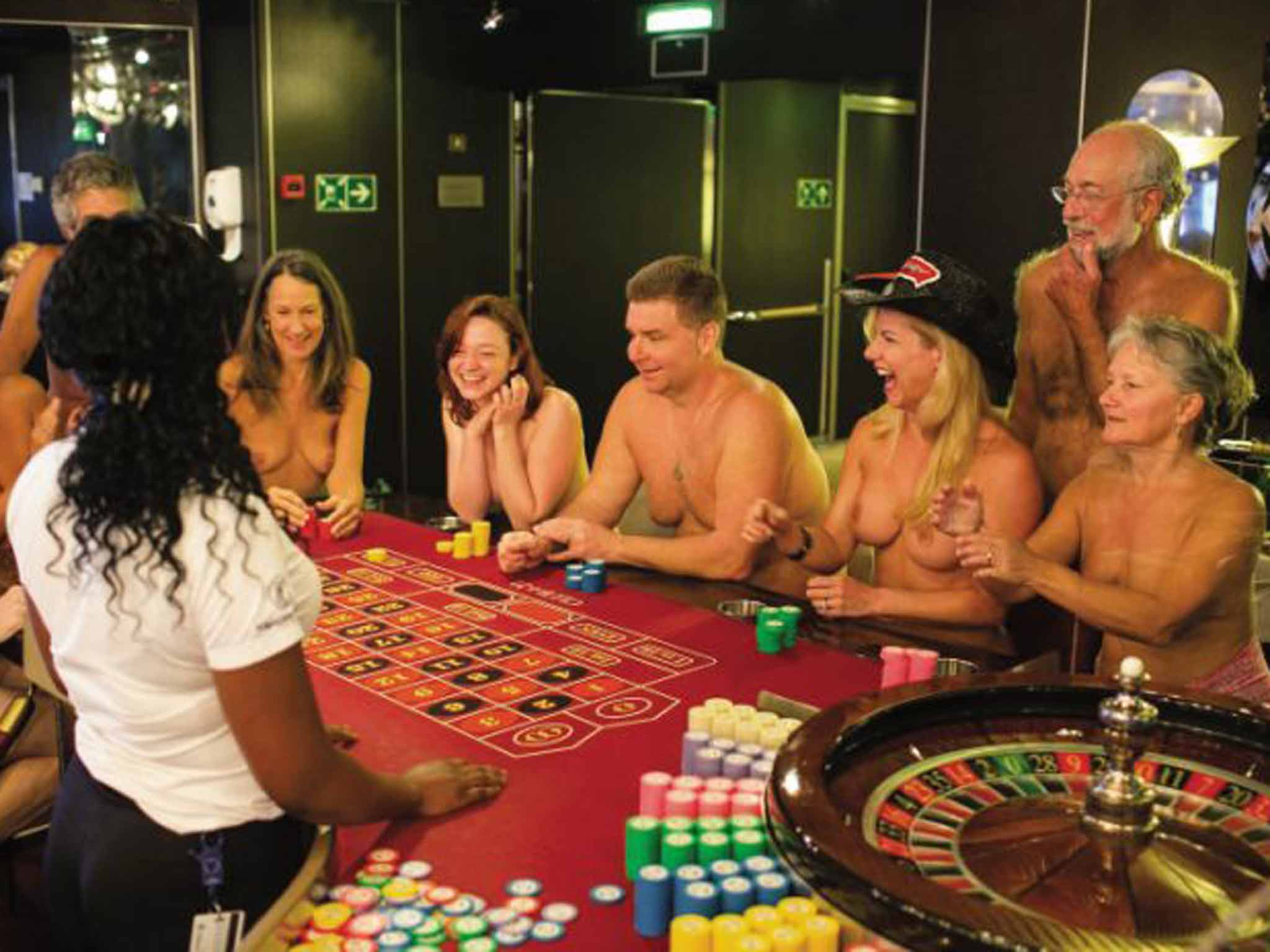 party family naturist