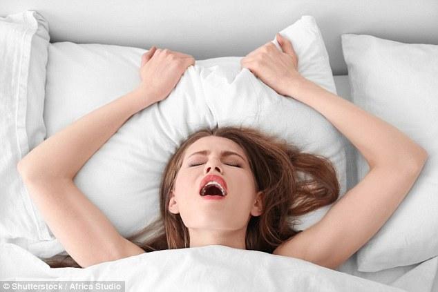 a having full girl body orgasm
