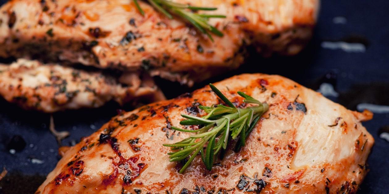 breast whole chcken recipes