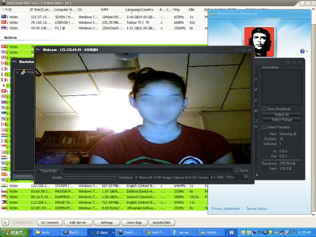 spying pics teen