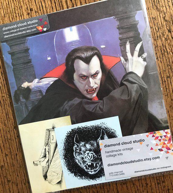 vampire counts vintage