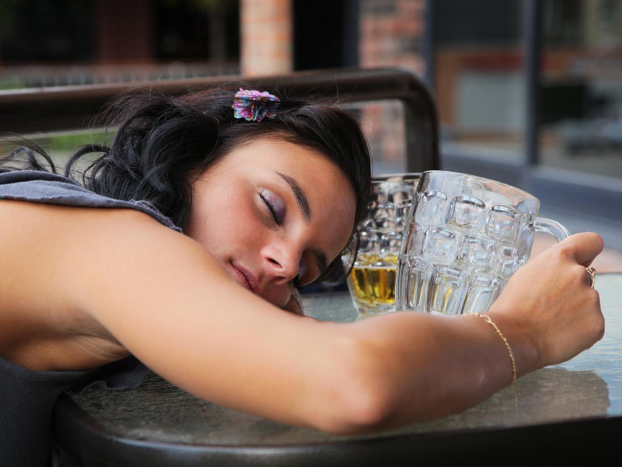 history of teen alcoholism