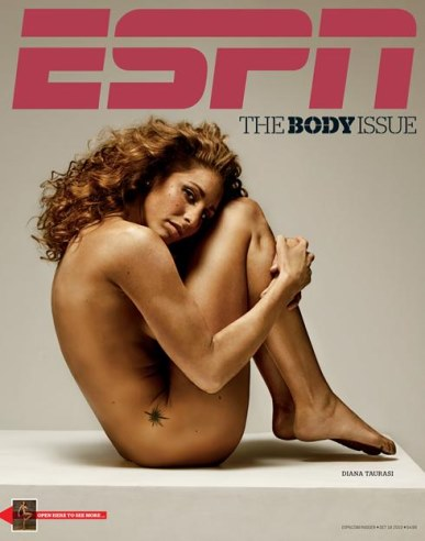 covers espn nude