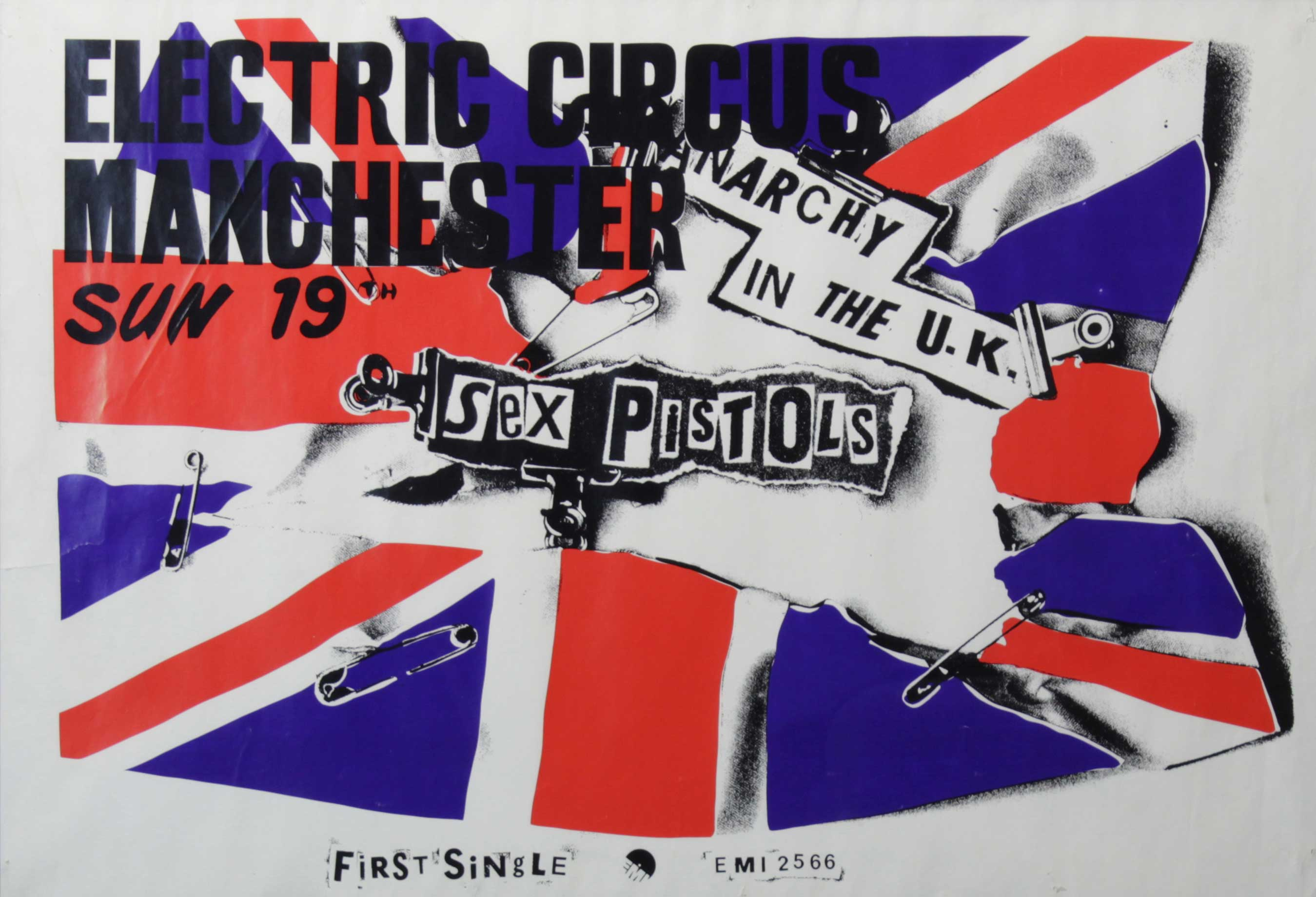 uk in the anarchy pistols sex by