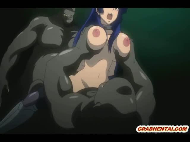 monster hentai bondage