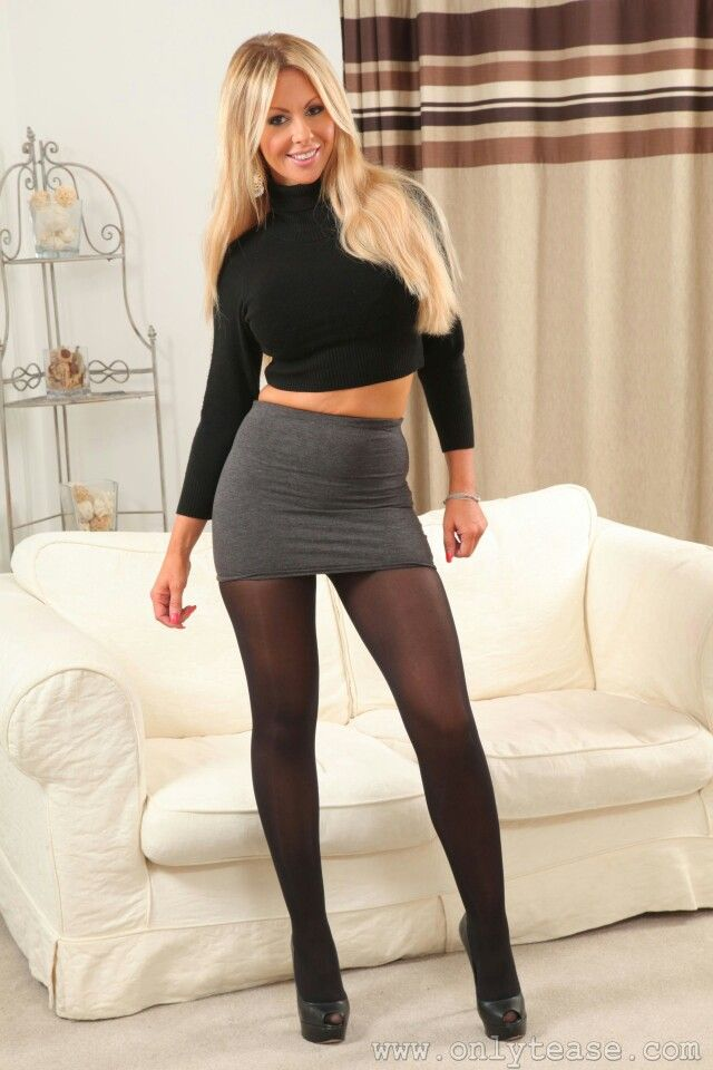 gallery pantyhose skirt short