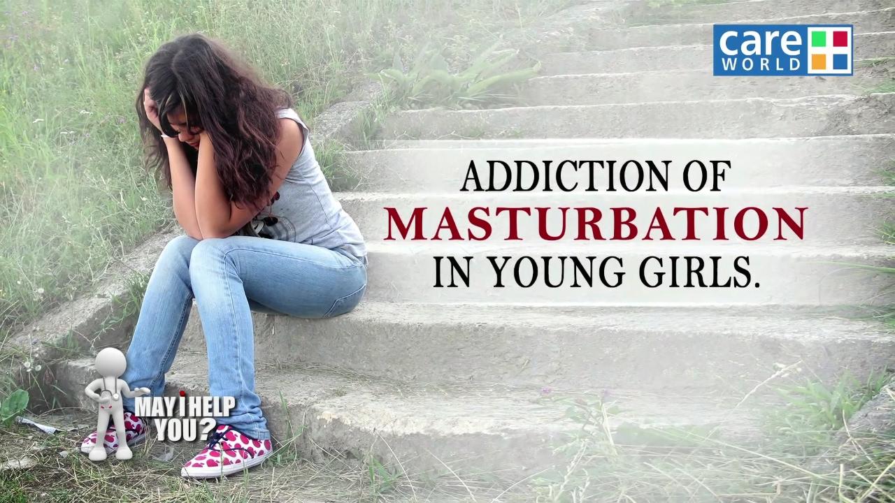 girl masturbation young