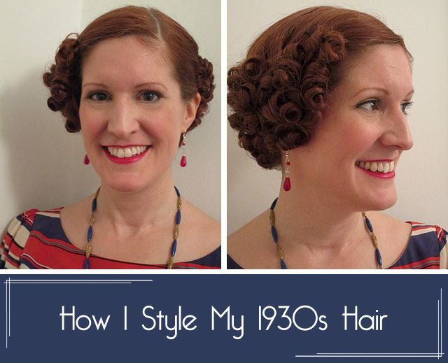 to vintage how hair styles