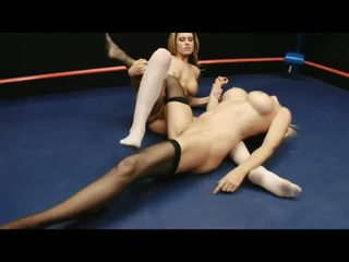 thumbs topless mature wrestling