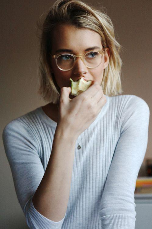 frame tumblr round glasses