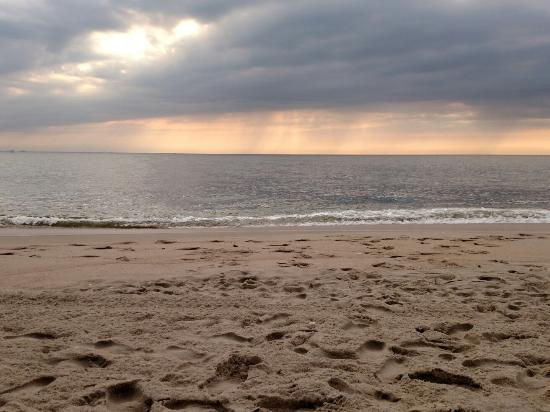 gunnison beach nj photos