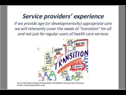 services to transition adult