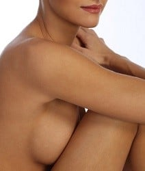 breasts through areola lift breast surgery