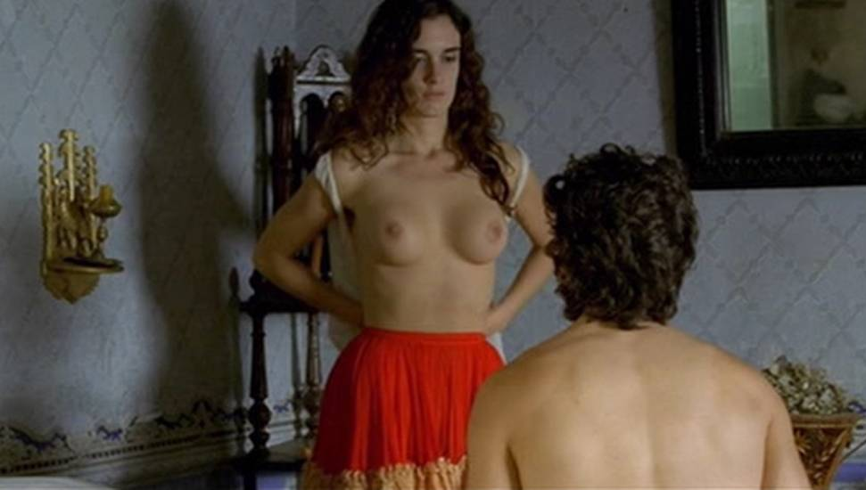 naked paz vega