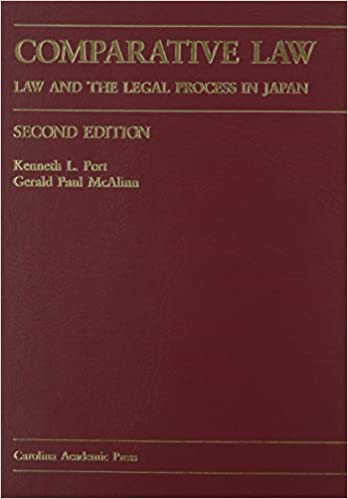 japan and law