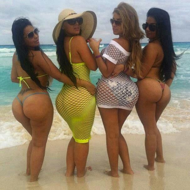 women latina butt big
