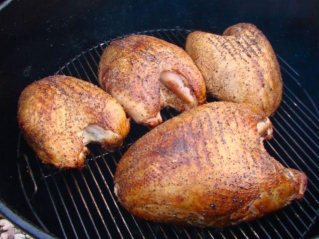 turkey bbq breast surgery