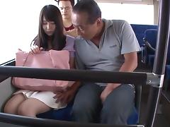 porn free sex classic public bus