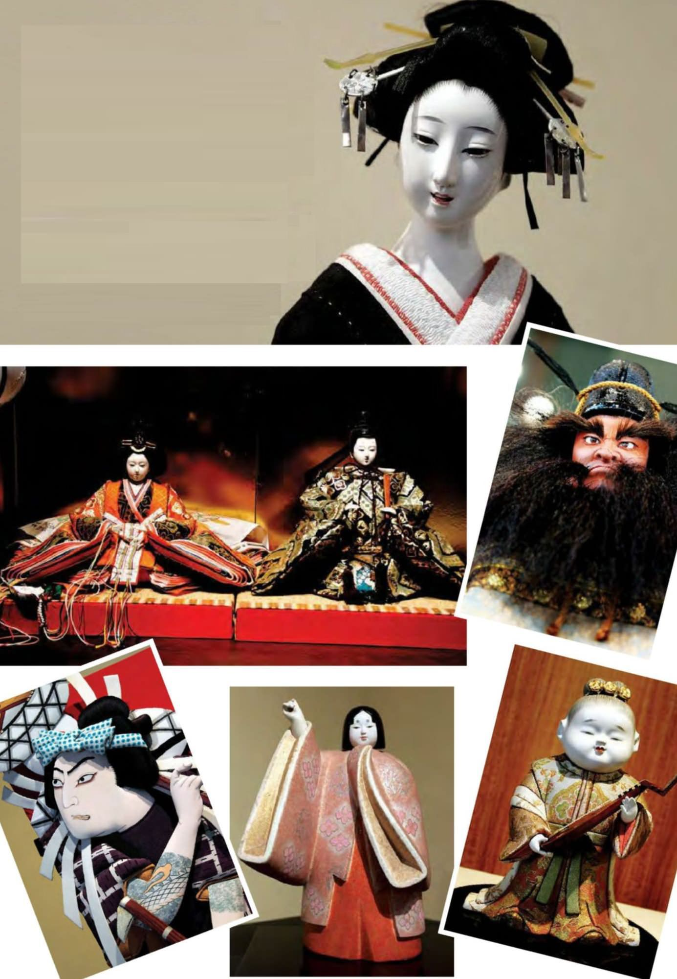dolls from japan
