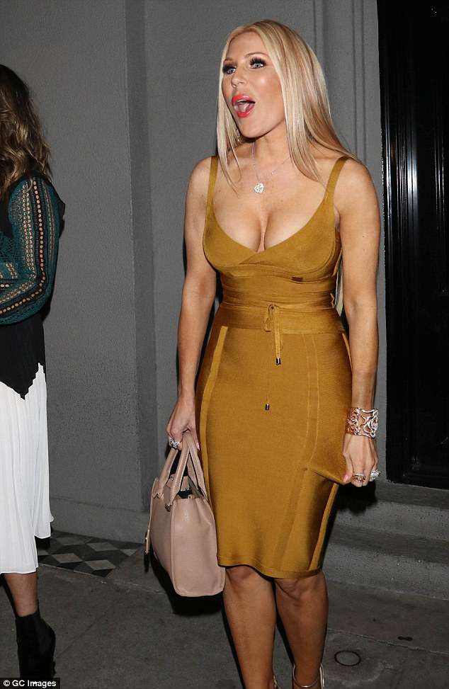 gretchen rossi boobs