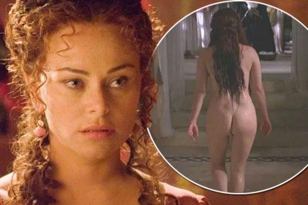 nude rome celeb