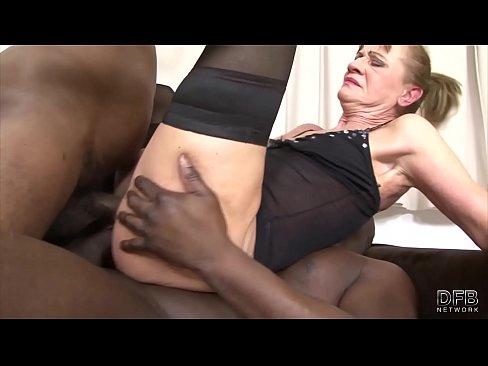 cock black big loves granny