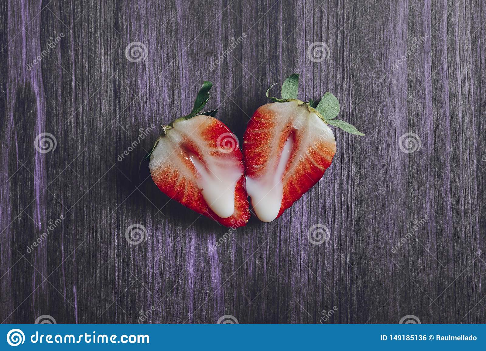 strawberries and sex