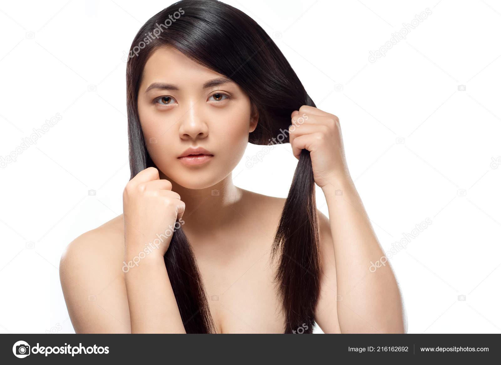 attractive model asian