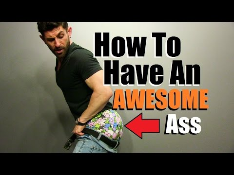 ass wants a awesome