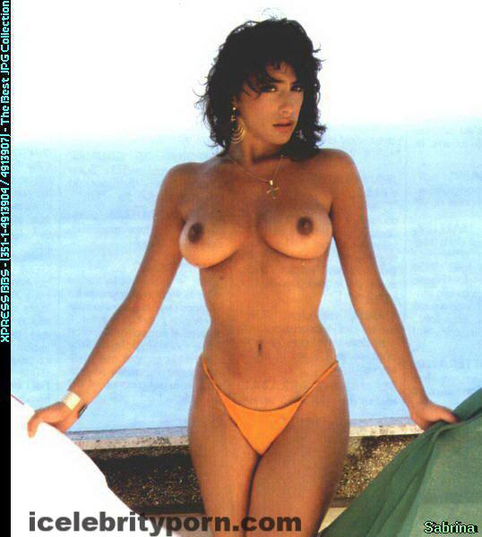 sabrina salerno naked pics